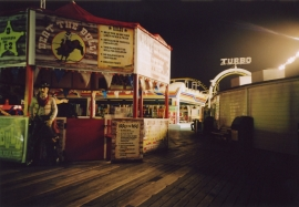 Beat the Bull, Brighton Pier