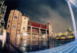 Horror Hotel, Brighton Pier