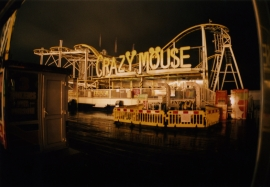 Crazy Mouse, Brighton Pier
