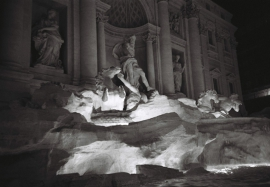 Fontana di Trevi, Rome 2