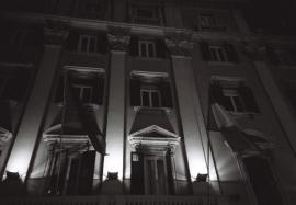 Hotel Plaza, Via del Corso, Rome 2
