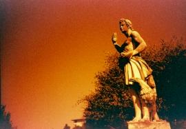Statue, Boboli Gardens, Florence