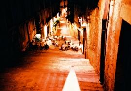 Pujada de Sant Domènec, Girona