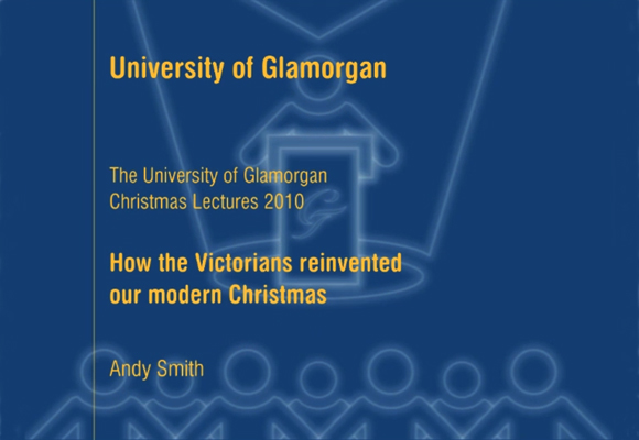 Glamorgan Public Lecture title screen