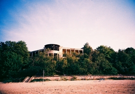 Derelict 1970's Hotel on Jurmala Beach, Latvia