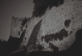 Florence City Walls, Via di Belvedere