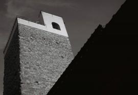 Roof tower, Borgo Santi Apostoli, Florence