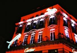 Cartier Store, Champs-Élysées, Paris