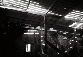 Derelict Building Interior, Riga