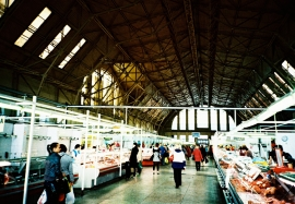 Main Hall, Riga Central Market