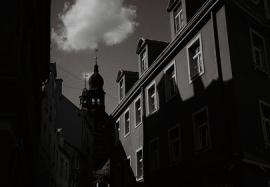 Light and shade on a RIga street