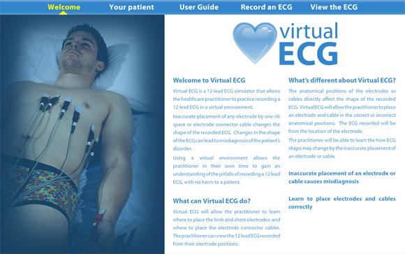 Virtual ECG: Intro